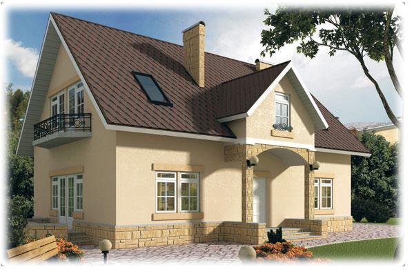 Строительство домов из бруса заказать в Иркутске у 7